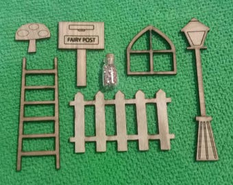 Fairy Door Accessory Pack
