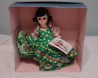 Madame alexander dolls Brazil, 573, vintage ,