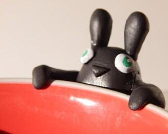 Totoro tea holder (made to order)