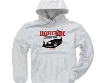 Nomadic Apparel Bus R Men's Hoodie (am)