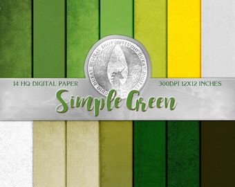 70% OFF Simple Green Paper