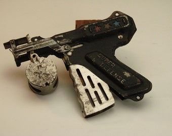Super Defense Cap Gun, made in America
