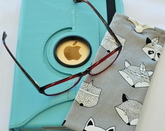 Sunglasses/Readingglasses Fabric Case