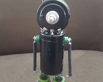 Power bank phone charging  bot