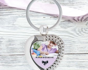 Mistress personalized keychain