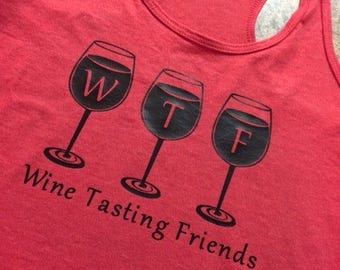 WTF - Wine Tasting Friends