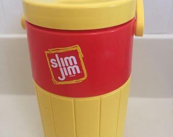 Slim Jim Coleman Water Cooler Jug