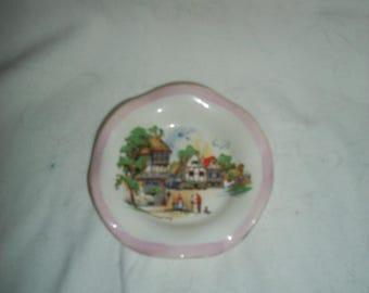 Vintage Hanley English Ware Lancasters Ltd. Pin Dish