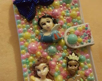 READY TO SHIP- Princess case for Samsung S5