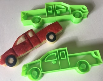 Pickup Truck Cookie Cutter Set
