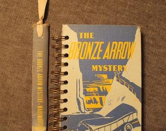 The Bronze Arrow Mystery Journaling Book