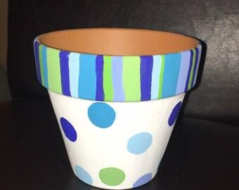 Small flower pot