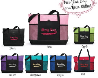 Mary Kay Totebag, Mary Kay bag, Mary Kay swag