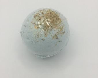 Chamomile handmade bath bombs