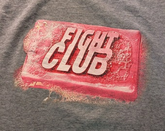 Rare Vintage 90s Fight Club