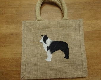 Border Collie Bag