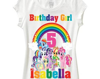 my little pony birthday shirt MLP twilight sparkle