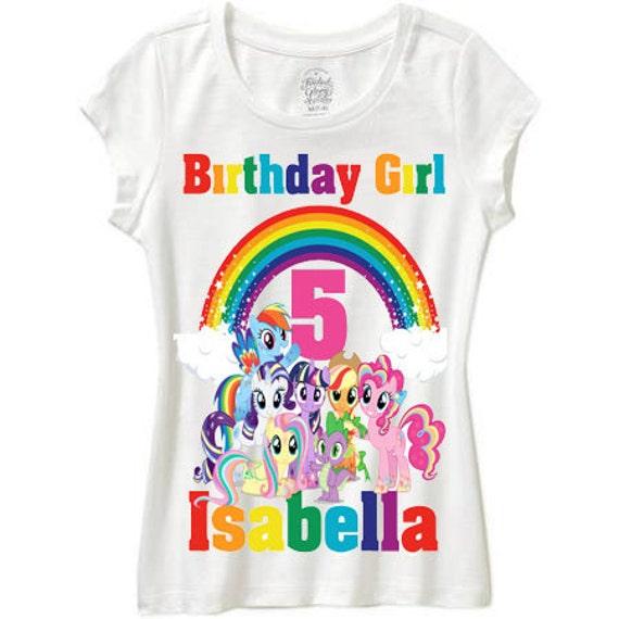 My little pony birthday shirt mlp twilight sparkle for My little pony twilight sparkle shirt