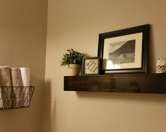 Floating Shelf - 36 inches