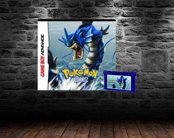 Pokemon Quartz - Explore the Corna Region with your favorite Pokemon - GBA
