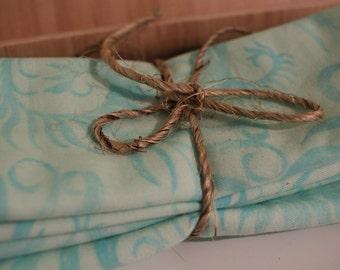Burp Cloth & Wash Cloth