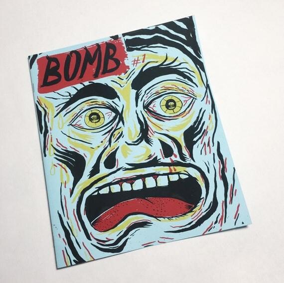 BOMB by William Chapman