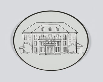 Florida - Gamma Phi Beta Sorority House Sticker