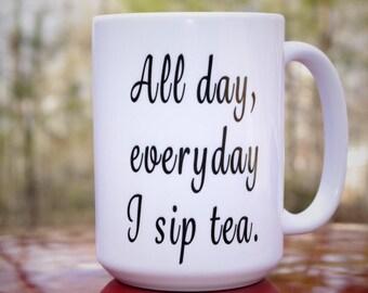 All Day Coffee Mug
