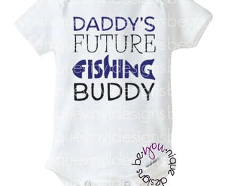 Daddy's Future Fishing Buddy