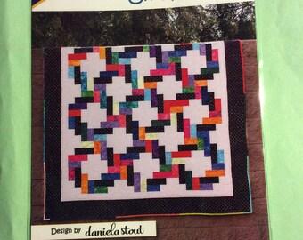 Circle Back quilt pattern