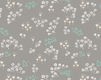 Littlest Collection- Tenderness Grey From Art Gallery Fabrics-Choose Your Cut