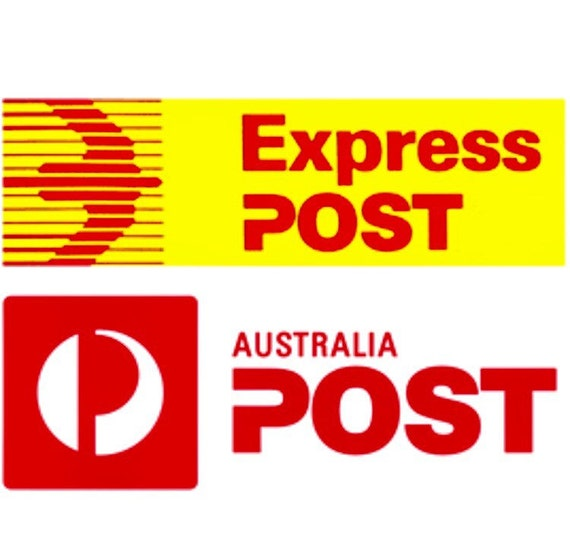 Express postage, next day delivery. FOR AUSTRALIA ONLY.