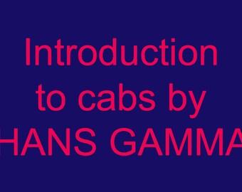 Intro to Hans Gamma's Cabochons