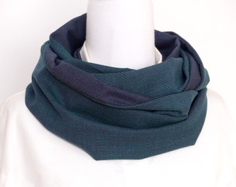 High-End Haute Couture Fabrics - Snood Scarf
