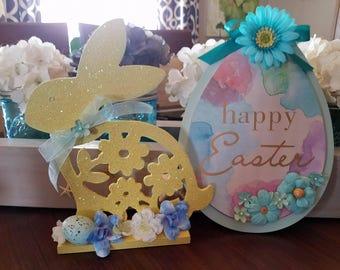 Easter Bunny Decor