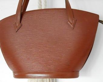 Leather ears Louis Vuitton bag
