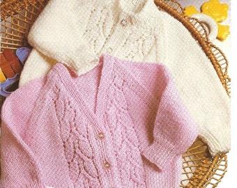 Robin 13729 Vintage Toddlers knitting pattern