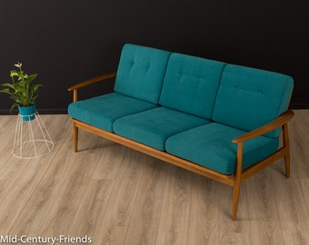 60s sofa, couch, 50s vintage (609021)