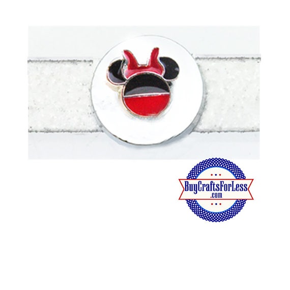 Mouse EARS, HEAD for Slider Bracelets, Collars, Key Rings +FREE Shipping & Discounts*