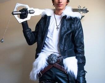 Final Fantasy XIII - Squall Leonhart - Cosplay Belt Buckle