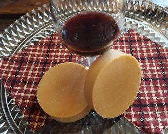 Rhubarb Wine Soap