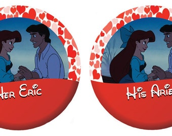 His and Her collection: Ariel and Eric set