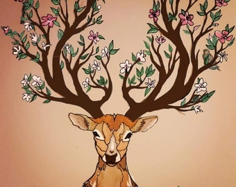 Stag of Life