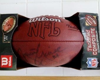 NFL Autographed Football - Brian Griese