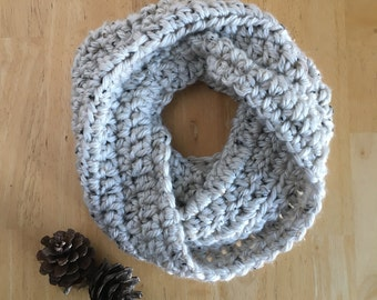 Cozy Cowl Scarf | Tweed | Ready to Ship!