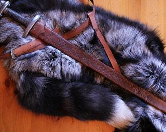 Custom Sword Scabbard