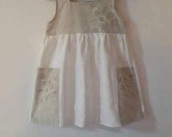 The Ava Grace Tea Dress. Little girls size 3
