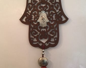 Hamsa Wall Decor dream catcher wood dream catcher dreamcatcher wall hanging