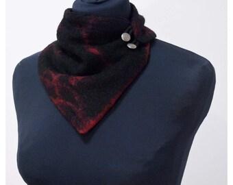 Mini scarf scraf Gothic LARP fantasy-Schalkragen collar miniscarf