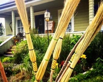 Cob web brooms